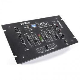 Vexus STM2500 5-csatornás mixer pult, bluetooth, USB, MP3, EQ, fono