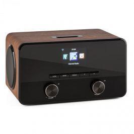 Auna Connect 100 internet rádió, média lejátszó, bluetooth, WLAN, USB, AUX, soros kimenet