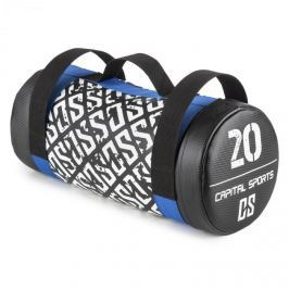 CAPITAL SPORTS Thoughbag, homokzsák, sandbag, 20 kg, műbőr