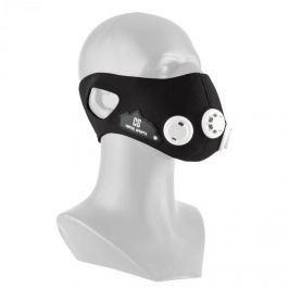 CAPITAL SPORTS Breathor, fekete, légzőmaszk, magaslati edzés, S méret, 7 kiegészítő