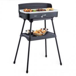 OneConcept Porterhouse, elektromos grillsütő, asztali grillsütő, 2200 W, kerámiaréteg