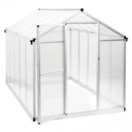 Blumfeldt Greencastle 5K üvegház, 190x195x320 cm (SzxMxM), alumínium, műanyag