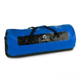 Yukatana Quintoni 120, fekete/kék, vízhatlan táska, sporttáska, 120 literes, vízhatlan