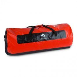 Yukatana Quintoni 120, fekete/piros, vízhatlan táska, sporttáska, 120 literes, vízhatlan