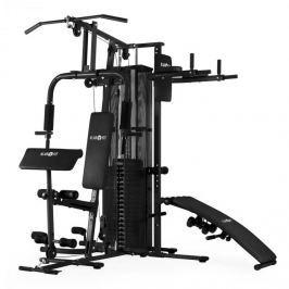 Klarfit Ultimate Gym 5000 multifunkciós fitnesz állomás, fekete