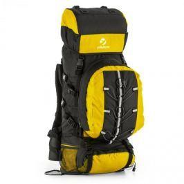 Yukatana Almer, sárga/fekete, túrahátizsák, 80 l, 40 x 80 x 35 cm, kis hátizsák
