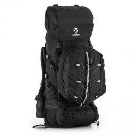 Yukatana Almer, fekete, túrahátizsák, 80 l, 40 x 80 x 35 cm, kis hátizsák