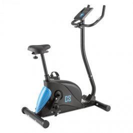 CAPITAL SPORTS Cozzil szobakerékpár, otthoni edzéshez, 4 kg, pulzusmérő, számítógép, fekete