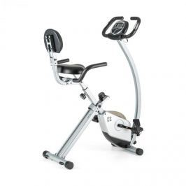 CAPITAL SPORTS Trajector, bicikli – otthoni tréner, X-bike, háttámla, ülőketartó, összecsukható, 110 kg