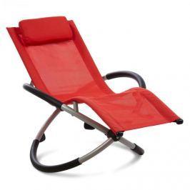 Blumfeldt Chilly Willy, piros, gyerek hintaszék, nyugágy, textil, kerti szék