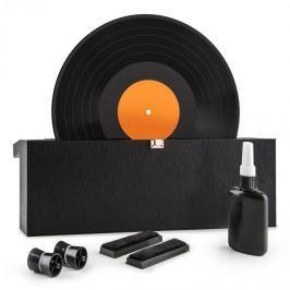 Auna Vinyl Clean, gramofonlemez tisztító, karbantartó készlet gramofonlemezekre