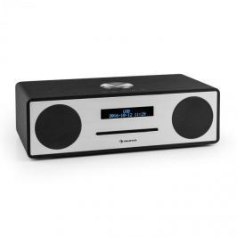 Auna Stanford DAB-CD-rádió, DAB+, bluetooth, USB, MP3, AUX, FM, fekete