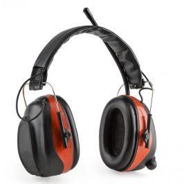 Auna Jackhammer BT, hallásvédő fülhallgató, FM rádió, 4.0 bluetooth, AUX-In, SNR 28 dB