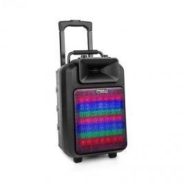 """Ibiza Power 8""""ED-MKII, 120 W, hordozható PA hangfal, bluetooth, USB/SD, FM, akkumulátor"""