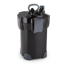 Waldbeck Clearflow 35UV külső akvárium szűrő, 35 W, 3 fokozatú filter, 1400 l/óra, 9W-UVC
