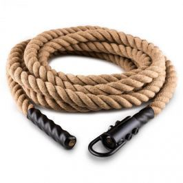 CAPITAL SPORTS Power Rope H4 lengőkötél kampóval 4m, 3,8cm, mennyezeti felfüggesztés