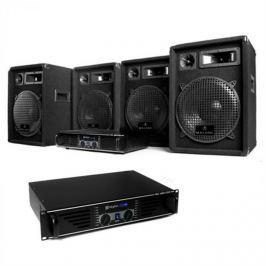 """Electronic-Star DJ PA szett: """"Bass Mountain"""" 2000W System, erősítő"""