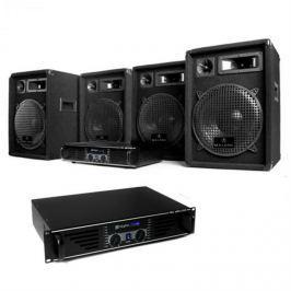 """Electronic-Star DJ PA szett: """"Marrakesch Lounge Pro"""" hangfalak és erősítő"""