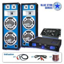 Electronic-Star BLUE STAR SERIES BASSKERN USB HANGOSÍTÓ KÉSZLET, 2800 W