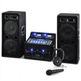 Electronic-Star DJ set Rack Star Terra Titan, 2000 W, 400 fő