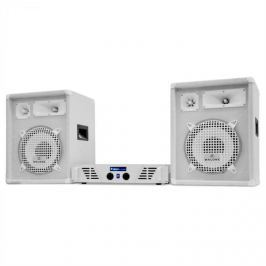 "Electronic-Star DJ SET WHITE STAR SERIES ""ARCTIC STORM"" 800 W"