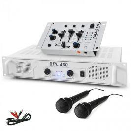Electronic-Star DJ-94, 1200 W, DJ szett, erősítő, mixpult, mikrofon