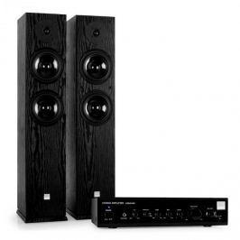 Koda Hi-fi házimozi KODA Black - erősítő + hangfalak, fekete