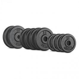 CAPITAL SPORTS IPB 25 kg set, súlytárcsa készlet, 4 x 1,25 kg + 4 x 2,5 kg + 2 x 5 kg, 30 mm