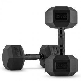 CAPITAL SPORTS Hexbell, egykezes súlyzópár, 2 x 22,5 kg