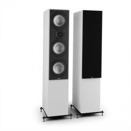 NUMAN Reference 801, háromutas álló hangfalpár, fehér, fekete borító mellékelve