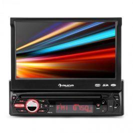 """Auna MVD 310, autórádió 17,8 cm-es (7"""") érintőkijelzővel, bluetooth, USB, SD, FM, elülső AV"""