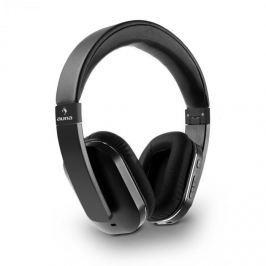 Auna Elegance ANC, fülhallgató bluetooth és NFC csatlakozással, handsfree, elnyomja a környező zajokat, fekete