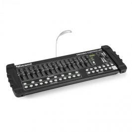 Beamz DMX384 DMX kontroller, 384 csatorna, MIDI, USB