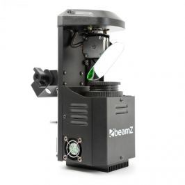 Beamz Pocketscan, 12W-CREE-LED, 7 szín, 7xgobo, DMX
