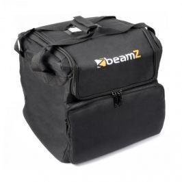 Beamz AC-125, soft case, egymásba rakható táska, szállításra, 33x35,5x33cm (SzxMxM), fekete
