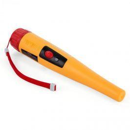 DURAMAXX Powerpoint digitális fémdetektor, pinpointer, LED, vízálló, sárga