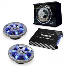 Electronic-Star Autóba alkalmas Hi-fi szettBeatPilot FX-211
