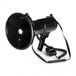 Auna MEGA080 megafon, 80W, 700m hatótávolság, vízálló, fekete