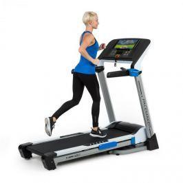 CAPITAL SPORTS Pacemaker X60 futópad, 2,5/6,5 PS, pulzus, LCD, fekete/fehér