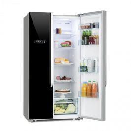 Klarstein Grand Host XL, kombinált hűtőszekrény, 517 liter, A++ , fekete