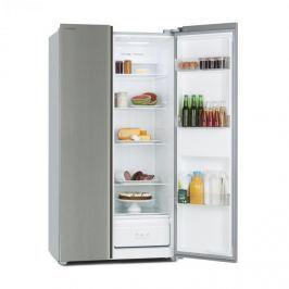 Klarstein Grand Host A, kombinált hűtőszekrény, 474 liter, alap modell, ezüst