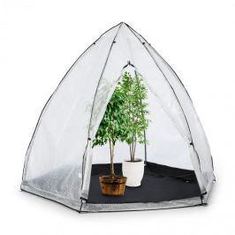 Waldbeck Greenshelter L fóliasátor, teleltető sátor, 340x280cm, acél csövek Ø25mm, PVC
