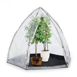Waldbeck Greenshelter M fóliasátor, teleltető sátor, 240x200cm, acél csövek Ø25mm, PVC