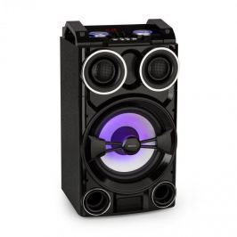 Fenton LIVE102 Party Station parti hangfal, 300W, USB/BT médialejátszó, RGB LED, távirányító