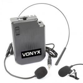 Vonyx VPS10BP UHF HEADSET, ADÓ KÉSZLET UHF RENDSZERHEZ ÉS PA BERENDEZÉSEKHEZ