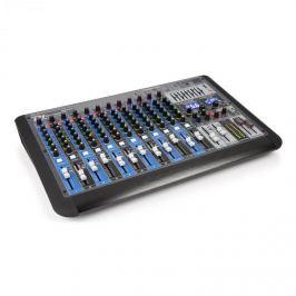 Power Dynamics PDM-S1604 KEVERŐPULT, 16-CSATORNÁS, DSP/MP3, USB PORT, BLUETOOTH VEVŐ