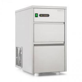 Klarstein ipari jégkocka készítő gép, 240 W, 20 kg/nap, rozsdamentes acél