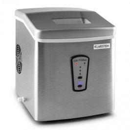 Klarstein Powericer, 180 W, 15 kg/nap, jégkészítő gép, rozsdamentes acél