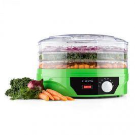 Klarstein Sunfruit Dehydrator, zöld, szárító, 260 W