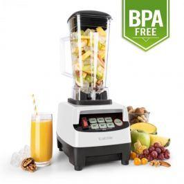 Klarstein Herakles 5G asztali mixer, 1500 W, 2 liter, zöld smoothie, BPA mentes, fehér